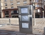 New community notice boards throughout Merchant City