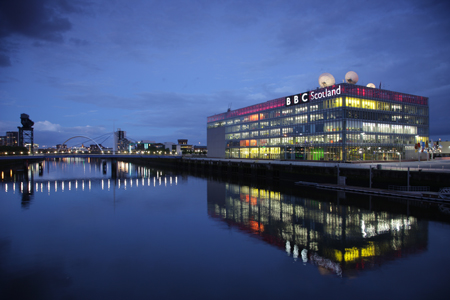 BBC Scotland Headquarters