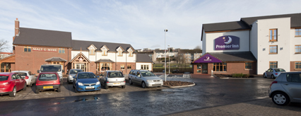 New hotel and restaurant facilities at Lomondgate Roadside Services