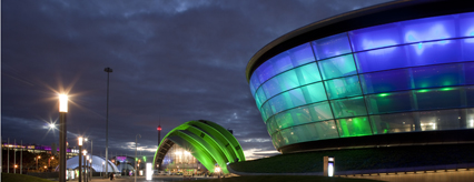 The SSE Hydro is complete
